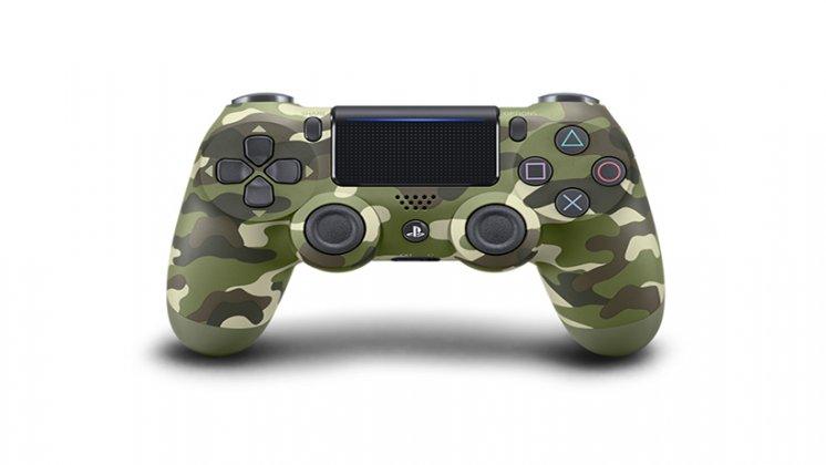 Green Camo: Sony anuncia nova cor para DualShock 4 1