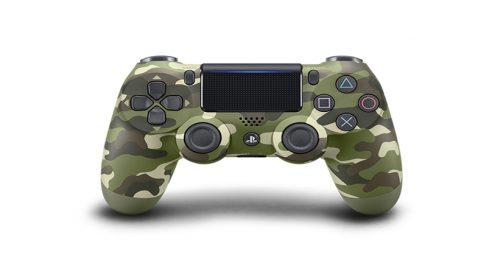Green Camo: Sony anuncia nova cor para DualShock 4