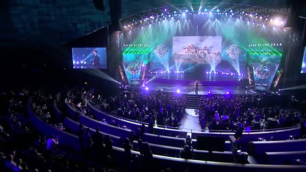 Resultado de imagem para The game awards