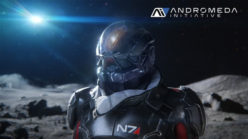 Teaser de Mass Effect Andromeda recruta membros para nova iniciativa