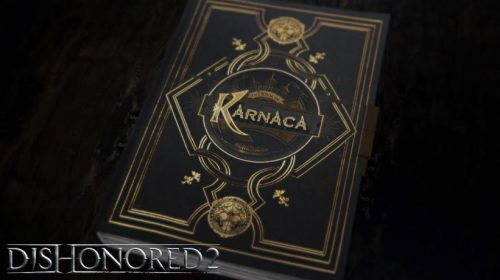 Dishonored 2 recebe um dos trailers mais bonitos do ano; assista
