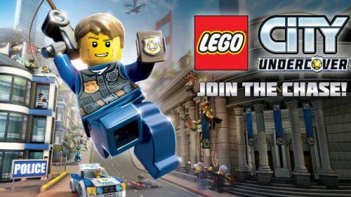 LEGO City Undercover é anunciado para PlayStation 4