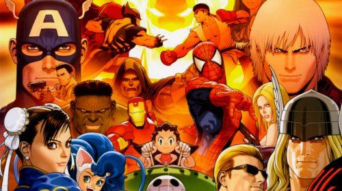 Site Polygon crava: Marvel vs Capcom 4 será revelado na PSX