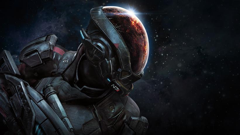 Novo gameplay de Mass Effect Andromeda já tem data marcada