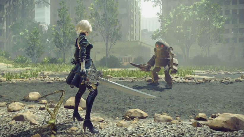 NieR: Automata faz crossover com Final Fantasy XV em novo vídeo
