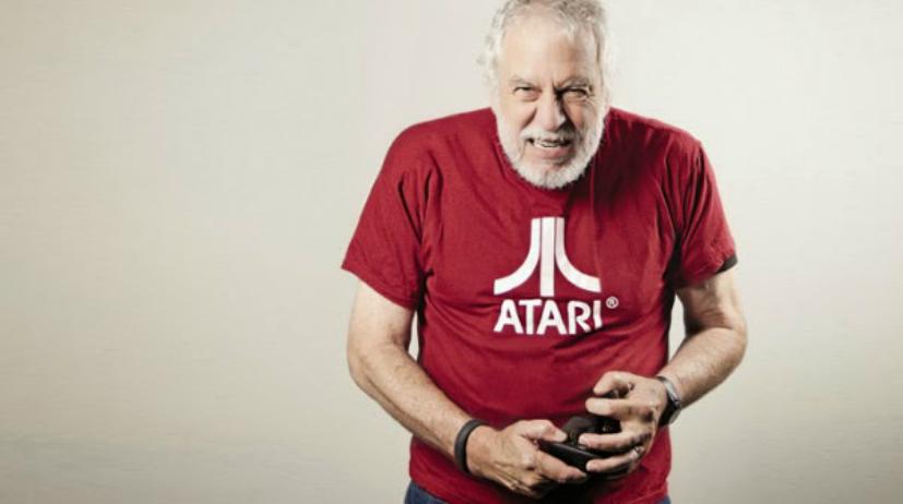 Nolan Bushnell, criador do Atari, virá ao Brasil na BGS 2017