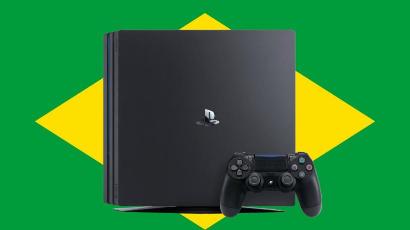 Sony explica o não-lançamento oficial do PS4 Pro no Brasil