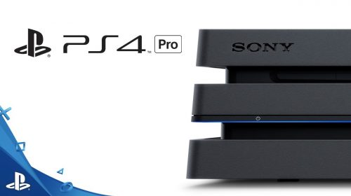 PlayStation 4 Pro: console é 1 em cada 5 PS4 vendidos, diz Sony