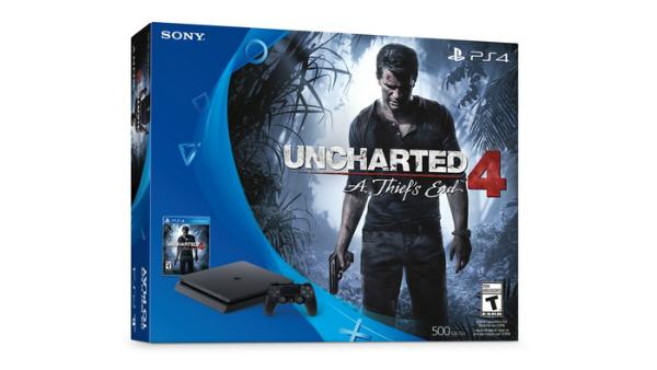 ps4-slim-bundle-uncharted - PS4 Pro