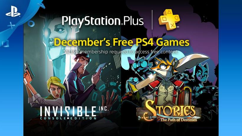 Conheça os jogos da PlayStation Plus de Dezembro