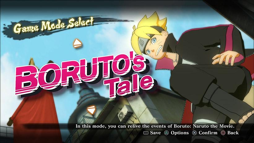 Bandai Namco libera novas imagens da DLC Road to Boruto