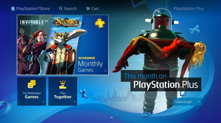 [Rumor] Lista de dezembro da PlayStation Plus pode ter vazado