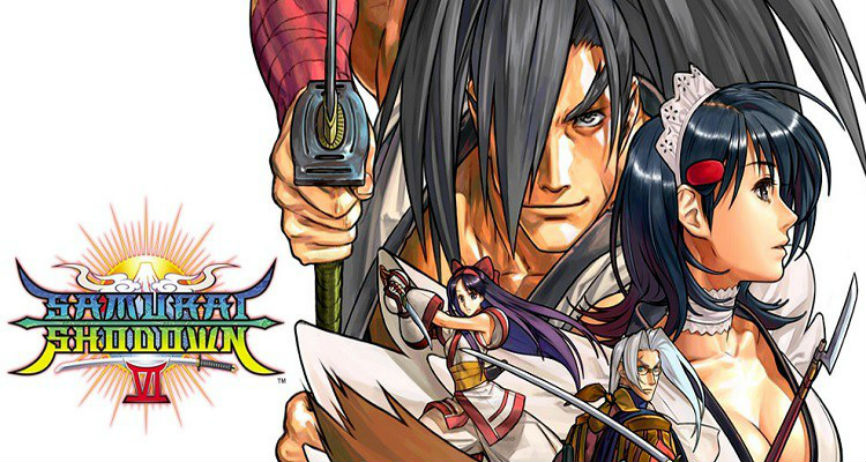 Clássico Samurai Shodown VI chegará ao PS4 em breve