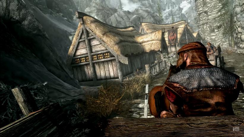 Confira novas imagens e gameplay de Skyrim e Titanfall 2 no PS4 Pro