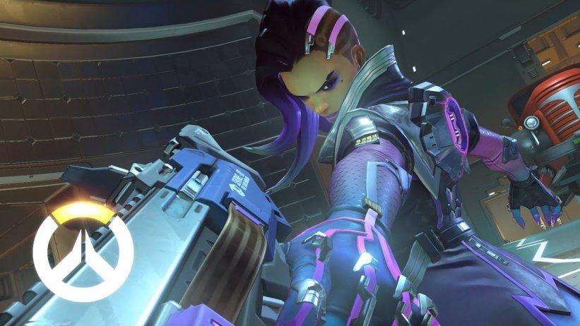 Blizzard revela Sombra, nova personagem de Overwatch