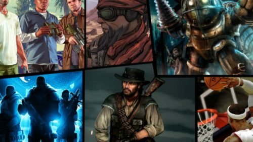 CEO da Take-Two comenta sobre a transição de gerações de consoles