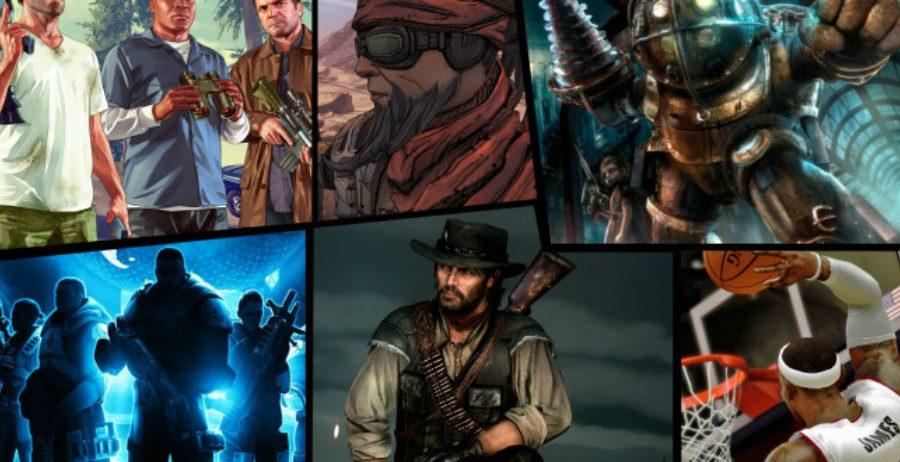 Take-Two não descarta lançamento de novos remasters