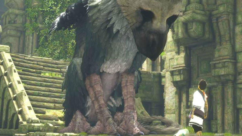 Novas imagens e gameplay de The Last Guardian; aprecie