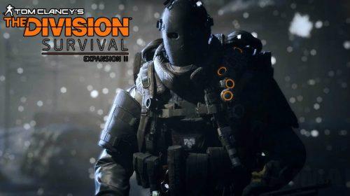 Expansão adiciona modo de sobrevivência em The Division