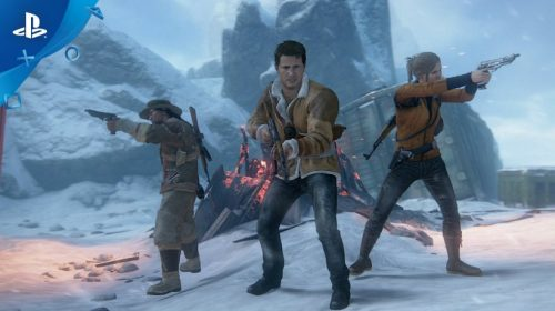 Gameplay do modo Sobrevivência de Uncharted 4 impressiona na PSX