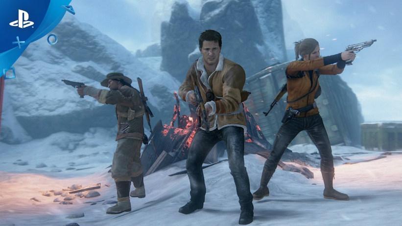 Gameplay do modo Sobrevivência de Uncharted 4 impressiona na PSX