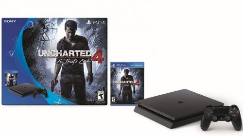 PlayStation 4 Slim chega ao Brasil em novembro