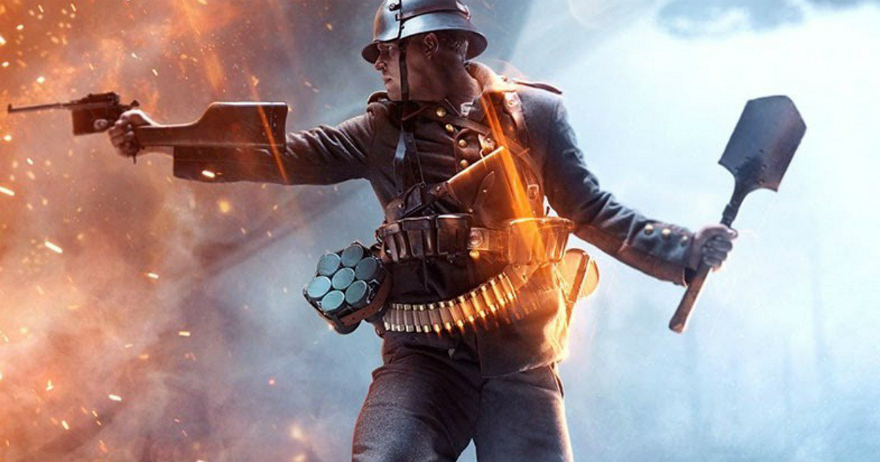 Giant's Shadow de Battlefield 1: primeiras impressões