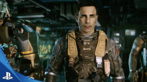 Pacote de DLCs de CoD: Infinite Warfare chegará em janeiro