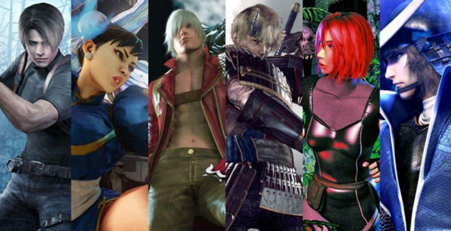 [Rumor]Capcom pensa em remake de franquias clássicas