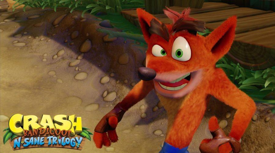 Crash Bandicoot N. Sane Trilogy chegará em 30 de junho, revela Sony