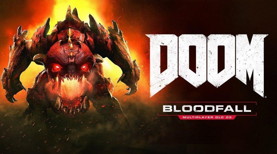 Bloodfall, novo DLC de DOOM, já está disponível na PSN