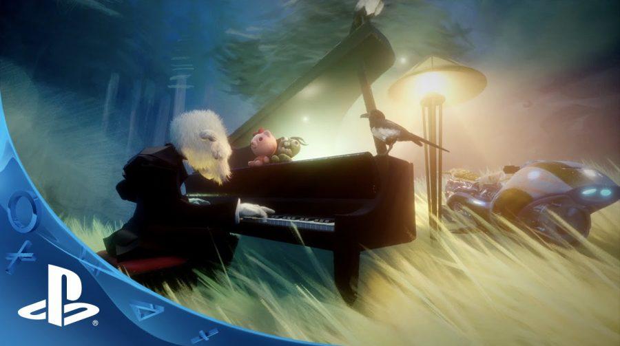 Dreams, exclusivo do PS4, não terá beta neste ano, confirma estúdio
