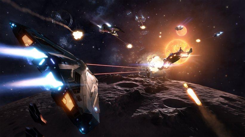 Elite: Dangerous chegará ao PS4 ano que vem com novidades