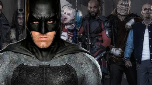 Jogo de Esquadrão Suicida cancelado; Novo Batman em produção