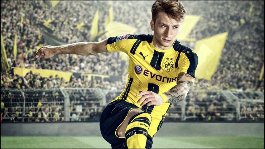 FIFA 17 recebeu update 1.04 hoje; confira
