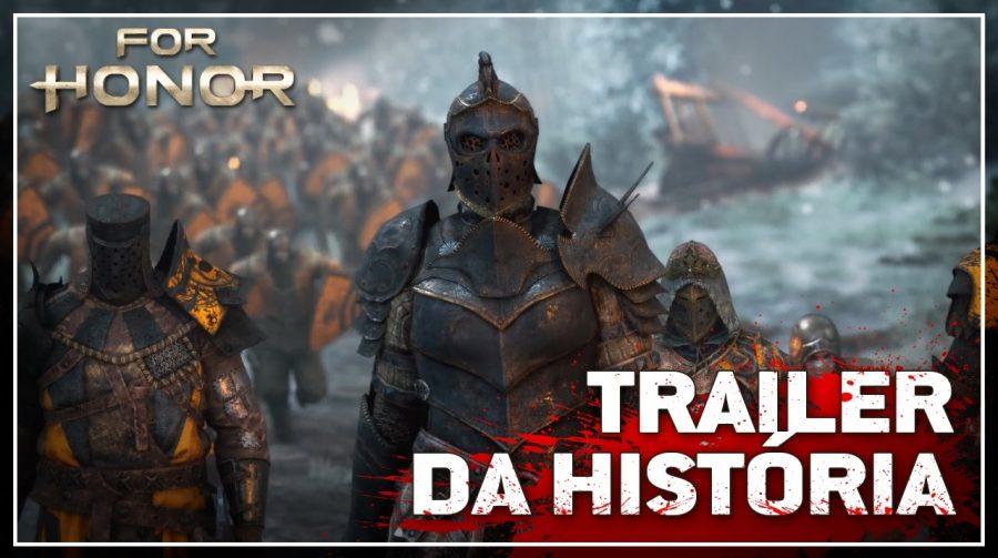For Honor: Beta em janeiro, novos trailers e DLC gratuitos; veja tudo