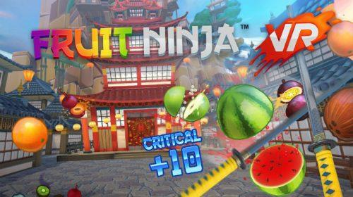 Fruit Ninja já está disponível para PlayStation VR; confira trailer