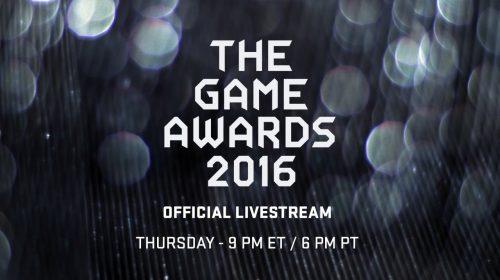 [GOTY 2016] The Game Awards 2016 - AO VIVO
