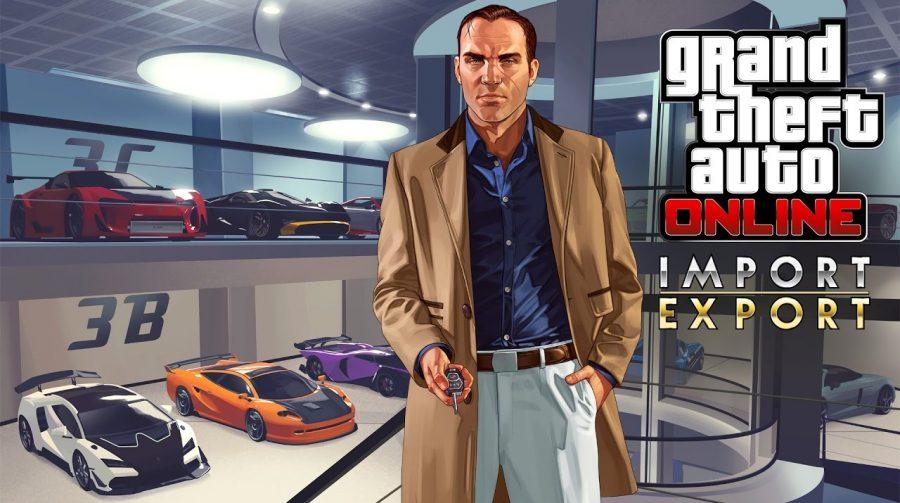 GTA V Online recebe novo DLC Import/Export; veja detalhes