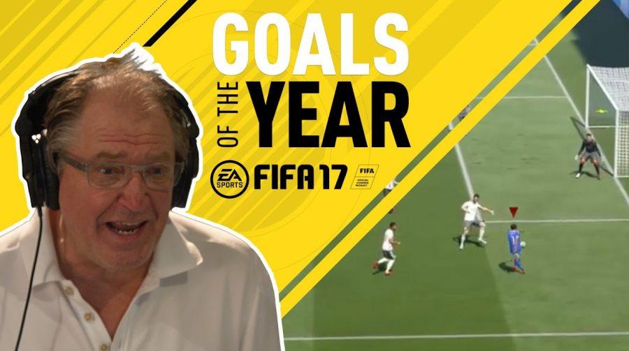 EA reúne os gols mais bonitos do ano no FIFA 17; confira