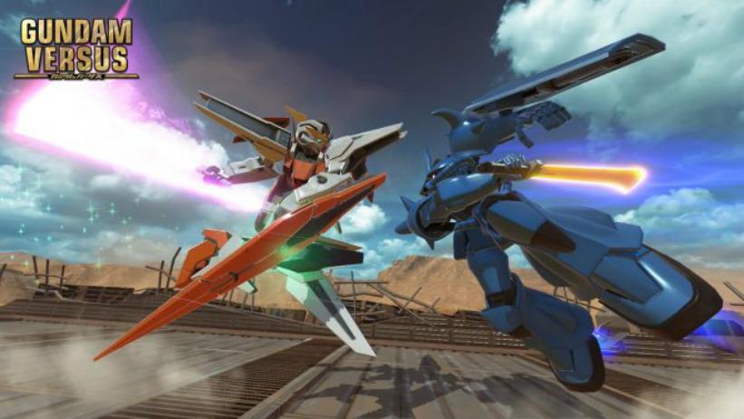 Gundam Versus, exclusivo de PS4, recebe primeiro trailer de gameplay