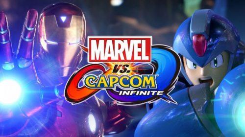 Marvel vs Capcom: Infinite será