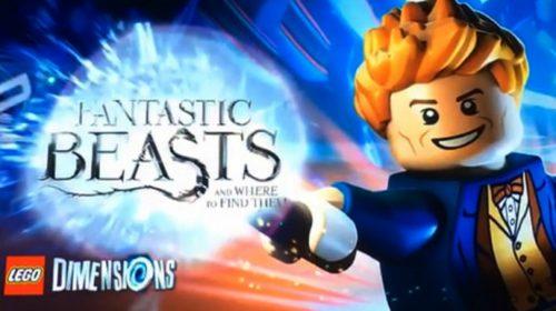 LEGO Dimensions de Animais Fantásticos ganha