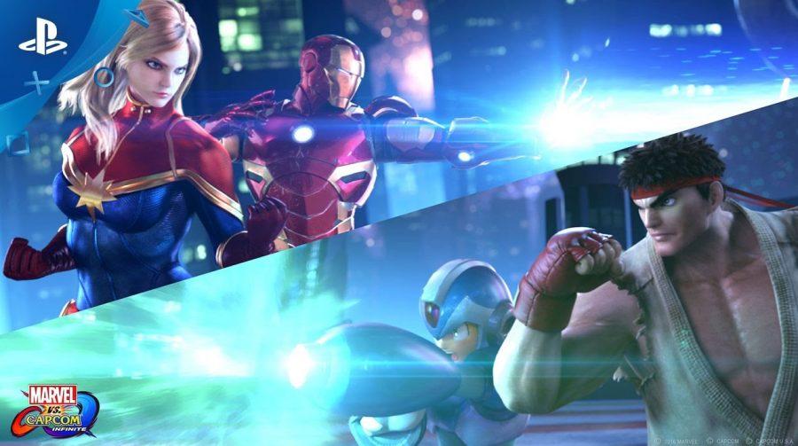 Primeiro gameplay de Marvel vs Capcom: Infinite é revelado