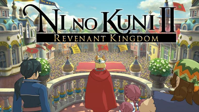 Gameplay de Ni No Kuni II: Revenant Kingdom está incrível