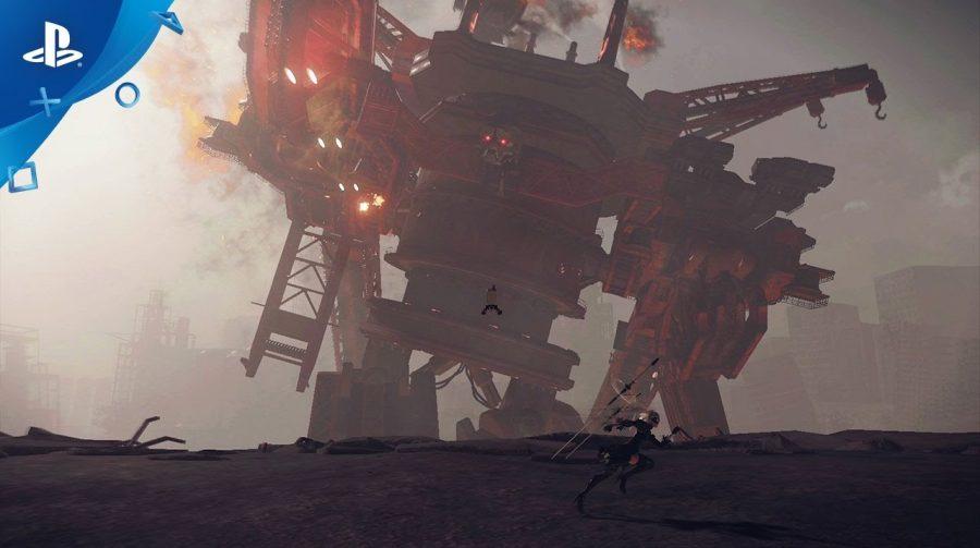 NieR: Automata recebe novo trailer e data de lançamento; detalhes