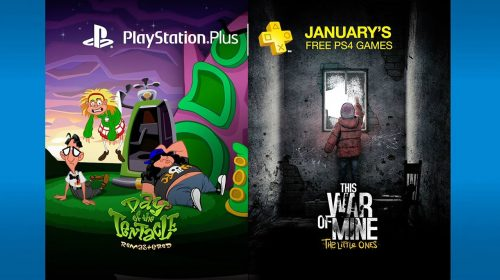 Conheça os jogos da PlayStation Plus de Janeiro de 2017