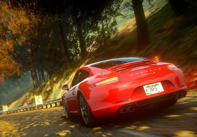 Exclusividade da Electronic Arts com a Porsche chega ao fim este ano