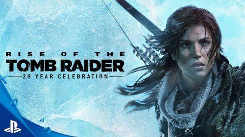 Rise of the Tomb Raider recebe update com melhorias; veja detalhes