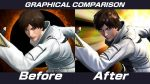 The King of Fighters XIV Diferenças